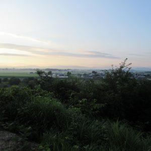 ~雄川荘の朝 素敵な眺め~